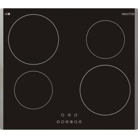4-Pits Inductie kookplaat IN4-9