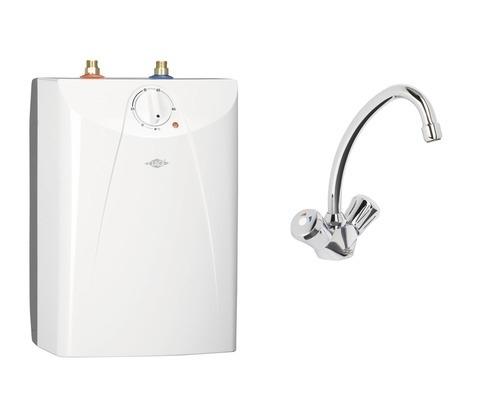 Onderbouw Boiler EEK Een Clage S5-U - SNT 5 Liter Incl. Mengkraan