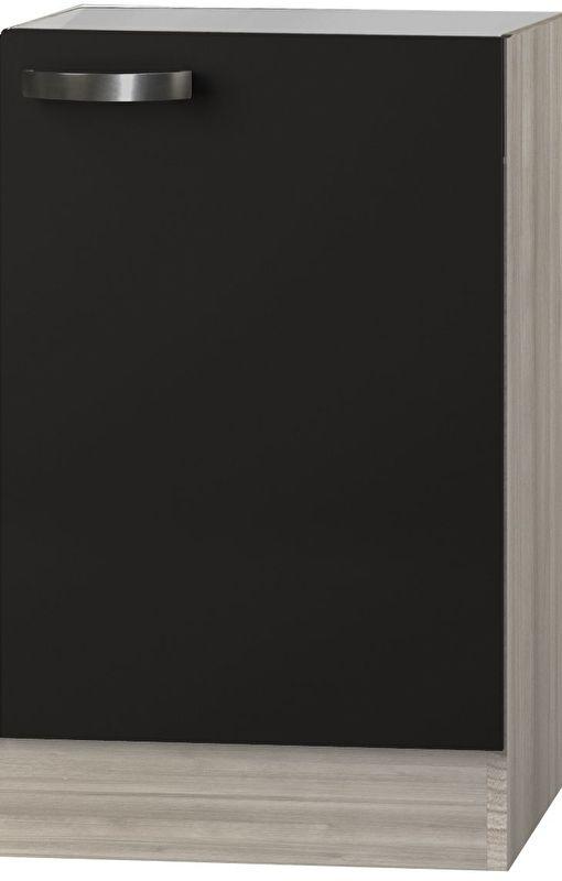 Onderkast Faro Antraciet (BxHxD) 50,0x84,8x60,0 cm SPLO-506-6-29