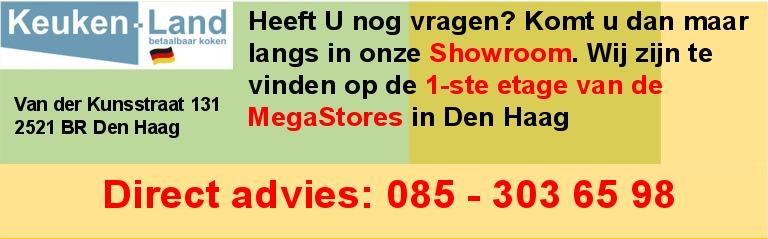 Bezoek onze showroom In Den Haag