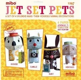 Mibo Jet Set Pets