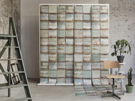 Studio Ditte Behang Container licht