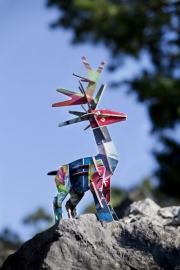 Studio ROOF / Kidsonroof Totem Hert