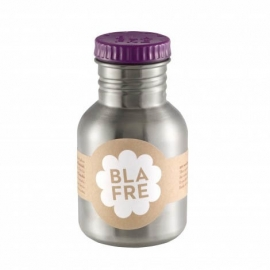 Blafre drinkfles steel bottle lila 300 ml