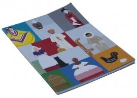 Studio ROOF / Kidsonroof Stationary Wereldmensen groot
