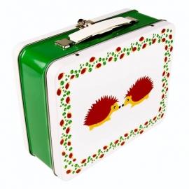 Blafre lunchkoffertje egel