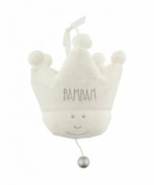 BamBam Prins zachte muziekkroon