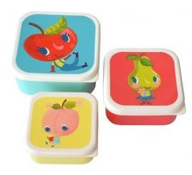 Jill Howarth lunchbox set Fruities