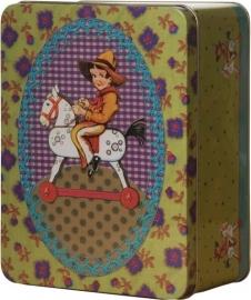Froy & Dind blikje jongen cowboy