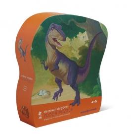 Crocodile Creek vloerpuzzel Dinosaurus