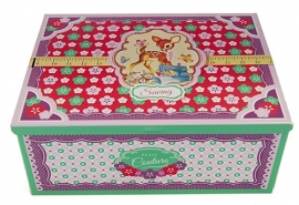 Wu and Wu opbergblik Petit Couture Tin