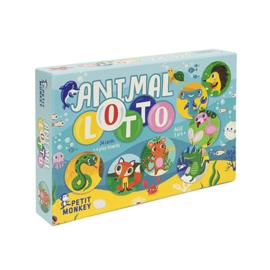 Petit Monkey Animal lotto 3 jr+