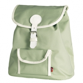 Blafre retro rugzak kleuter (8,5L) licht groen