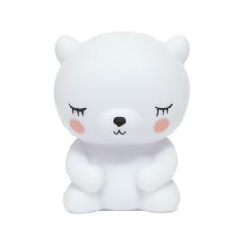 Petit Monkey nachtlampje Polar Bear
