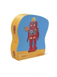 Crocodile Creek Robot (vloer) puzzel 4 jaar | 36 stuks Robot