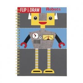 Mudpuppy bladeren & tekenen Robot