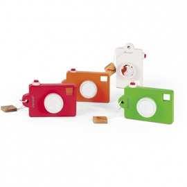 Janod IWood pixel camera groen