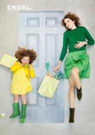 Engel tasje 'Growing Up' Summer Apple Small