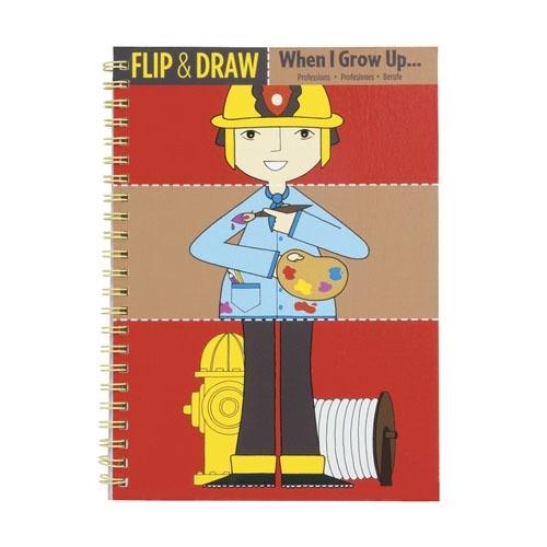 Mudpuppy bladeren & tekenen When I Grow Up