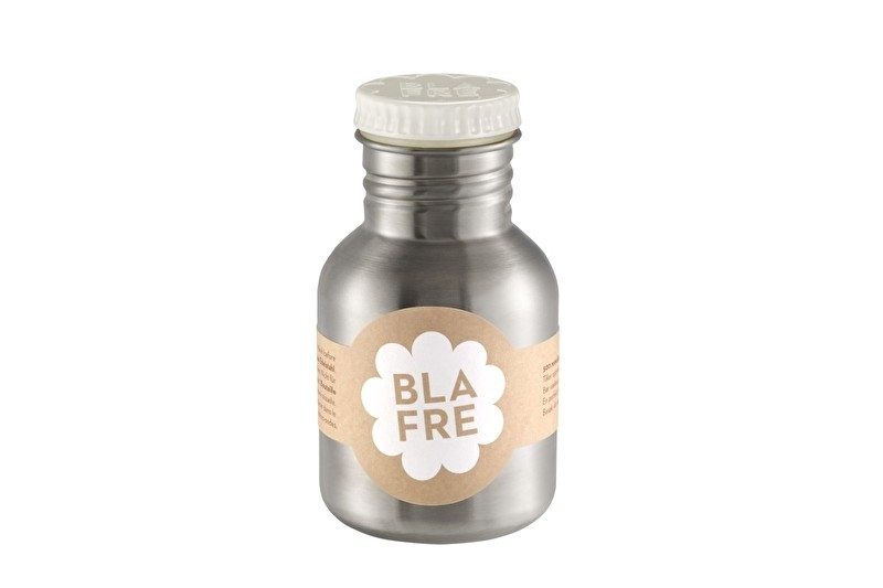 Blafre drinkfles steel bottle wit 300 ml