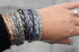 ARMBAND | METALLIC SHINE