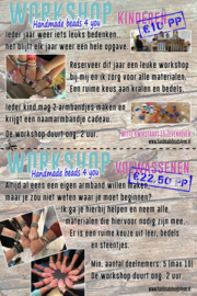 WORKSHOP | KINDEREN