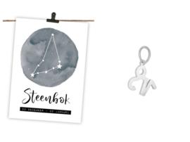 STERRENBEELD 'KETTING' | STEENBOK