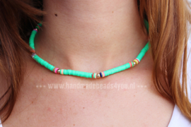 KETTING 'SURF UP' | GROEN
