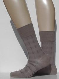 Crossroads - vison - Falke kousen zonder elastiek, speciaal voor de bloedsomloop, maat 45-46