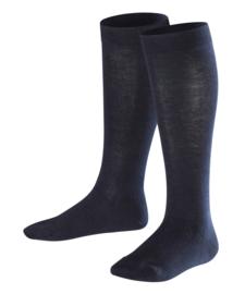 Family Knee - d.marine - katoenen kniekousen Falke, maat 31-34
