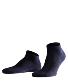 Family Short Sneaker - d.navy - donkerblauwe Falke sneakers, maat 43-46