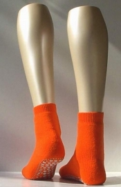 Catspads, antislip sokken - orange - Falke kousen, maat 31-34