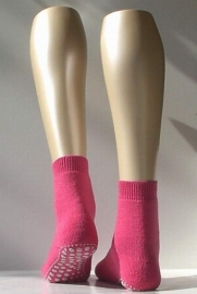 Catspads, antislip sokken - zyklame - Falke kousen, maat 31-34