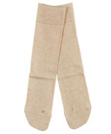 London - sand - beige Falke kousen zonder elastiek, speciaal voor de bloedsomloop, maat 39-42 (dames)