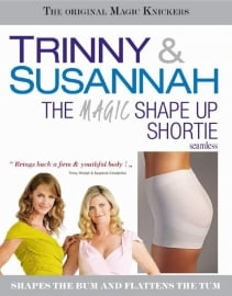 The Magic Shape up Shortie - Trinny & Susannah