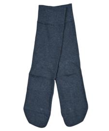 London - navyblue - jeansblauwe Falke kousen zonder elastiek, speciaal voor de bloedsomloop, maat 39-42 (dames)