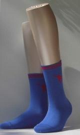 Player - blue - fantasiekousen Falke, maat 27-30