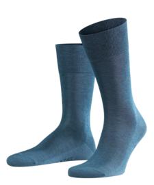Tiago - jeans - fijne, klassieke Falke kousen in fil d'Ecosse, maat 43-44