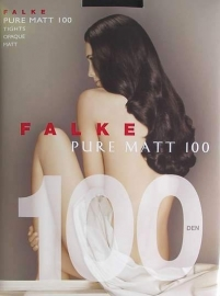 Pure Matt 100 - Falke panty's