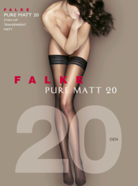 Pure Matt 20 - Falke stay-ups