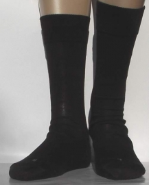 Classics - black - Falke sokken speciaal voor zweetvoeten, maat 39-40