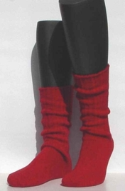 Bootsocks - baccara - dikke wintersokken Falke, maat 43-46
