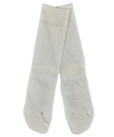 London - Off white - gebroken wit Falke kousen zonder elastiek, speciaal voor de bloedsomloop, maat 39-42