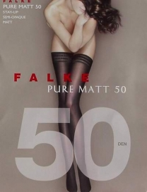 Pure Matt 50 - Falke stay-ups