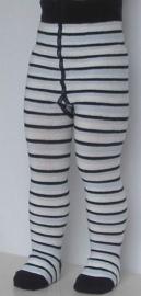 Baby Stripe marine - broekkousen - Falke