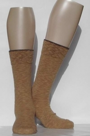Fancy Yarn - camel - Falke herenkousen, maat 43-46
