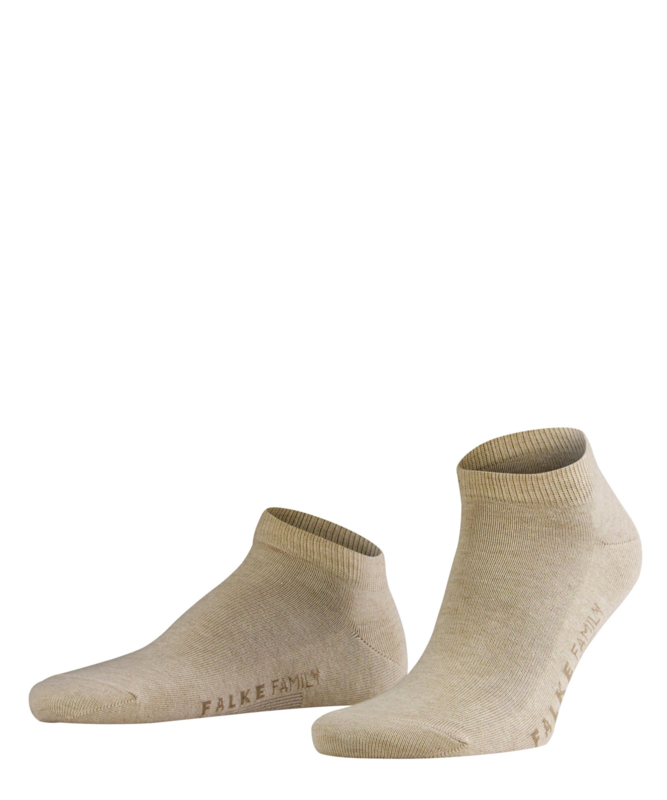 Family Short Sneaker - sand - Falke sneakers, maat 43-46