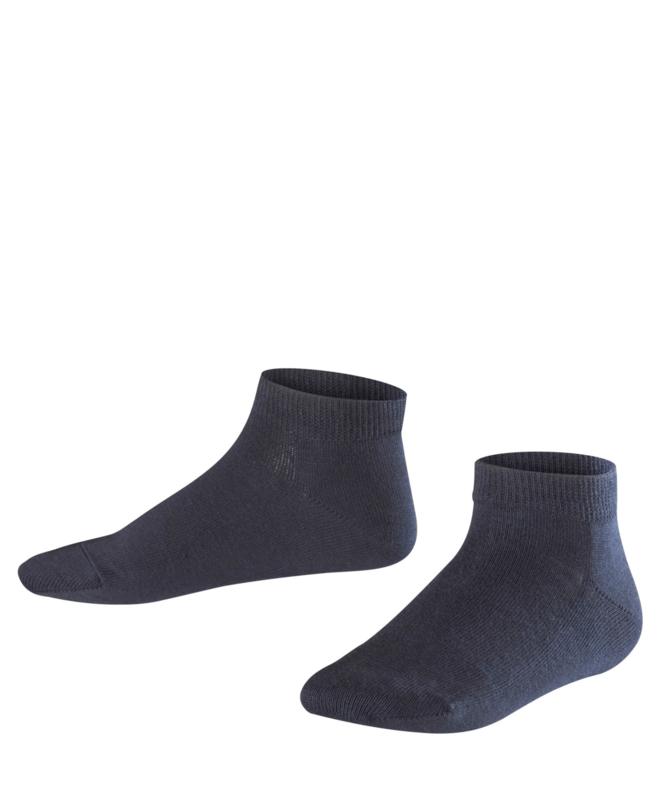 Sneaker Family Short - d.marine - korte Falke sokjes, maat 39-42 (dames en tieners)