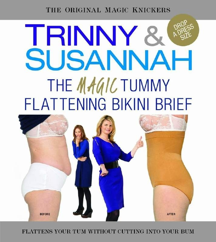The Magic Tummy Flattening Bikini Brief - Trinny & Susannah