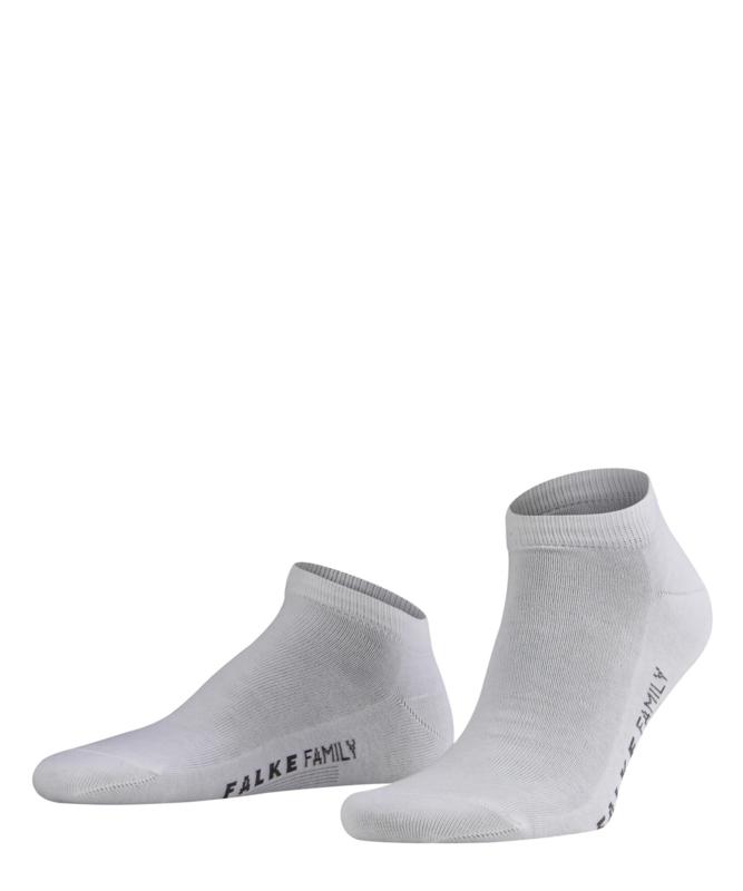 Family Short Sneaker - white - witte Falke sneakers, maat 43-46
